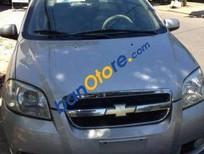 Cần bán gấp Chevrolet Aveo MT đời 2011, màu trắng chính chủ