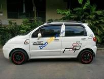 Bán gấp Daewoo Matiz SE đời 2006, màu trắng