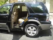 Bán xe Ford Escape 2.3L đời 2005, màu đen số tự động