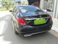 Cần bán Mercedes C200 đời 2015, màu đen
