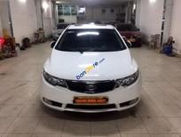 Bán xe Kia Forte EX 1.6 MT đời 2013, màu trắng chính chủ, 392 triệu
