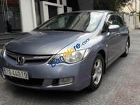 Bán Honda Civic AT sản xuất 2008 chính chủ, 379 triệu