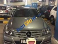 Cần bán Mercedes C200 năm 2012, nhập khẩu nguyên chiếc xe gia đình, 799tr