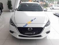 Bán xe ô tô Mazda 3 1.5L AT 2017, màu trắng, có xe giao ngay