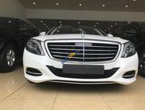 Bán Mec S500 màu trắng sản xuất 2016, tên công ty, xe chạy 1,7 vạn, sơn zin, cam kết nguyên bản