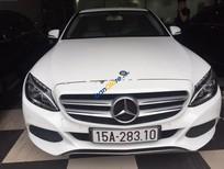 Bán Mercedes C200 sản xuất 2016, màu trắng