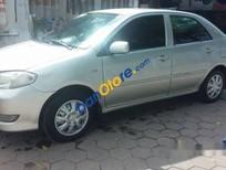 Cần bán lại xe Toyota Vios MT đời 2006, màu bạc chính chủ giá cạnh tranh