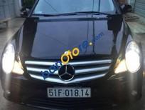 Bán Mercedes R500 sản xuất 2004, màu đen, xe nhập, giá 480tr