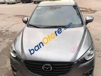 Cần bán xe Mazda CX 5 sản xuất năm 2014, màu bạc chính chủ