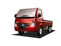 Tata Super Ace máy xăng, thùng lửng, mới