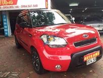 Cần bán xe Kia Soul đời 2009, màu đỏ, nhập khẩu chính chủ, giá tốt
