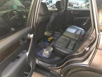 Cần bán gấp Honda CR V 2.4 AT đời 2013, màu xám, giá tốt