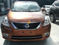 Nissan Sunny XV-SE sản xuất 2017, màu nâu, xe giao ngay, hỗ trợ vay 85%
