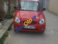 Cần bán lại xe Hyundai Atos AT sản xuất năm 2007, màu đỏ chính chủ