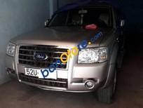 Bán xe cũ Ford Everest năm 2009, xe còn mới, sơn zin 99% theo xe, bảo dưỡng hãng đầy đủ