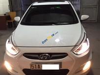 Hyundai Accent 5 cửa 2014 màu trắng, chạy 24.000km, xe cực đẹp