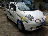 Cần bán lại xe Daewoo Matiz MT đời 2008, màu trắng chính chủ, giá chỉ 115 triệu