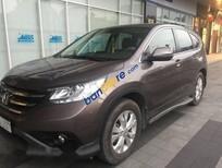 Bán xe Honda CR V năm sản xuất 2013, màu nâu xe gia đình, giá chỉ 755 triệu