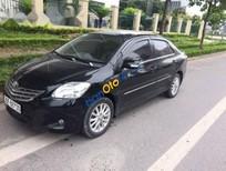 Bán Toyota Vios 1.5MT sản xuất 2010, màu đen