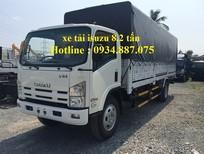 Bán xe tải isuzu vĩnh phát 8.2 tấn - 8T2 phiên bản nâng cấp mới nhất