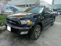 Cần bán Ford Ranger Wildtrak sản xuất năm 2015, màu đen