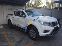 Cần bán xe Nissan Navara đời 2017, màu trắng