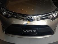 Toyota Vios 1.5G, hộp số vô cấp, động cơ mới, xe giao ngay, giá ưu đãi 70 triệu