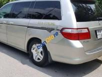Bán Honda Odyssey sản xuất 2007, màu bạc, xe nhập xe gia đình