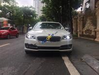 Bán BMW 5 Series 520i năm 2015, màu trắng, nhập khẩu nguyên chiếc số tự động