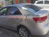 Cần bán gấp Kia Forte sản xuất 2009, màu bạc, nhập khẩu nguyên chiếc chính chủ