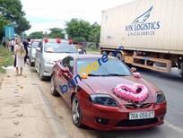Bán ô tô Hyundai Tuscani đời 2005, màu đỏ đã đi 110000 km