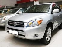 Cần bán lại xe Toyota RAV4 Limited 3.5AT sản xuất 2008, màu bạc, xe nhập