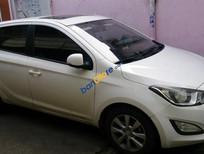 Bán Hyundai i20 1.4 AT sản xuất năm 2013, màu trắng, xe nhập, 380 triệu