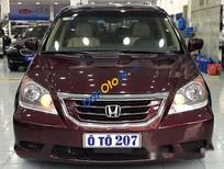 Cần bán xe Honda Odyssey EX-L sản xuất 2008, màu đỏ, giá 880tr