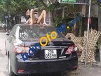 Chính chủ bán Toyota Corolla altis 1.8G sản xuất năm 2012, màu đen