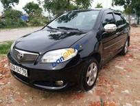 Bán Toyota Vios năm 2005, màu đen đã đi 40000 km, 165tr