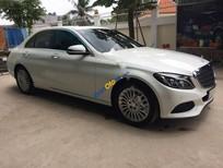 Cần bán xe Mercedes C250 đời 2016, màu trắng, xe nhập