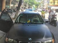 Bán ô tô BMW 3 Series 318i sản xuất 2002, màu đen, xe nhập chính chủ, giá chỉ 171 triệu
