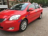 Chính chủ bán Toyota Vios 1.5G năm 2010, màu đỏ