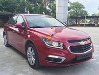 Bán xe Chevrolet Cruze LTZ 1.8L năm sản xuất 2017, màu đỏ, giá tốt