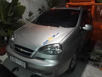 Cần bán Chevrolet Vivant sản xuất 2009, màu bạc, 255 triệu