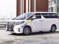 Bán Toyota Alphard sản xuất năm 2017, màu trắng, nhập khẩu