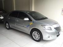 Cần bán Toyota Vios 1.5G năm 2010, màu bạc chính chủ