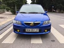 Bán ô tô Mazda Premacy AT 2003, màu xanh lam