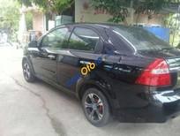 Cần bán gấp Daewoo Gentra sản xuất 2009, màu đen, giao xe ngay