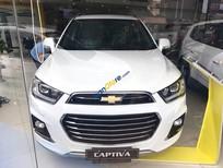 Bán ô tô Chevrolet Captiva Revv LTZ 2.4 AT năm sản xuất 2017, màu trắng