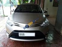 Bán Toyota Vios sản xuất 2016, xe chạy được gần 1 vạn km