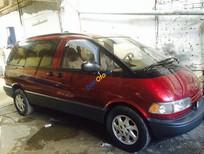Bán ô tô Toyota Previa 1992, màu đỏ, xe nhập, 155 triệu