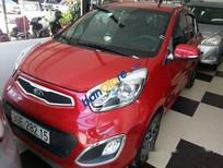 Bán Kia Picanto sản xuất 2014, màu đỏ, xe nhập xe gia đình