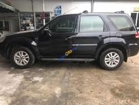 Cần bán xe Ford Escape XLT 4WD đời 2012, màu đen số tự động